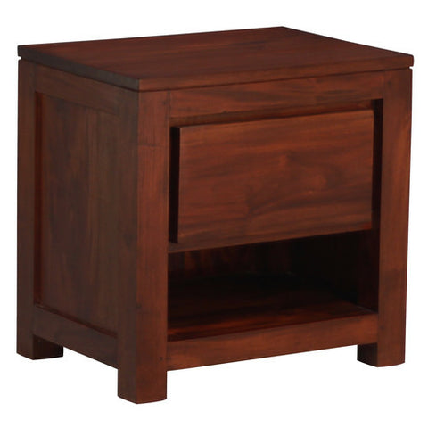 Andrea 1 Drawer Bedside Side Table RMY238BS 001 TA Bed Side