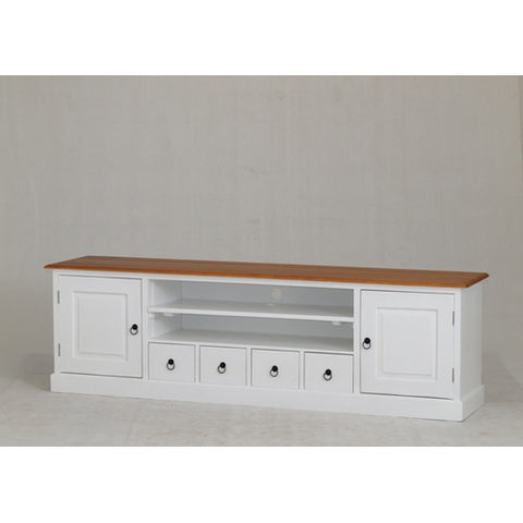 Biarritz French 2 Door 4 DVD Entertainment Unit TV Console Furniture Singapore RMY238