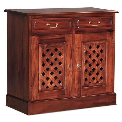 Mary 2 Carved Door 2 Drawer Buffet RMY238SB 202 CV