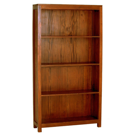 Andrea Wide Bookcase Light Pecan Color RMY238BC 000 TA W