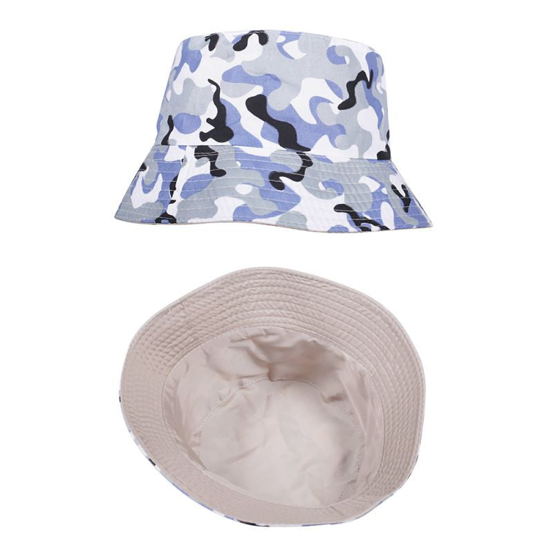 Double Side Use Men Women Fishing Cap Travel Hunting Outdoor Unisex Summer Beach Hats Fisherman Caps #2689