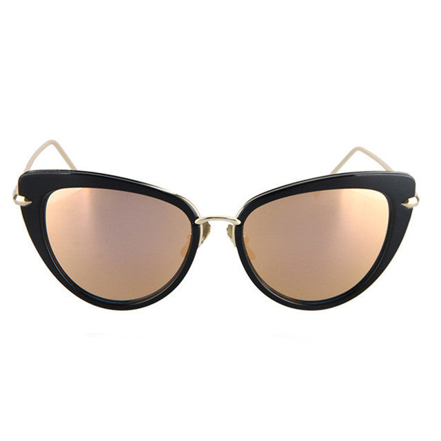 SOZOTU Cat Eye Sunglasses Women Vintage Sun Glasses Ladies Retro Luxury Brand Designer  For Female Photochromic Oculos de YQ002