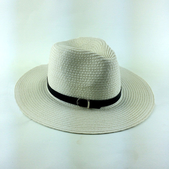 summer floppy straw panama beach hats for women,vogue classic black jazz sun hat,chapeu feminino,sombrero mujer
