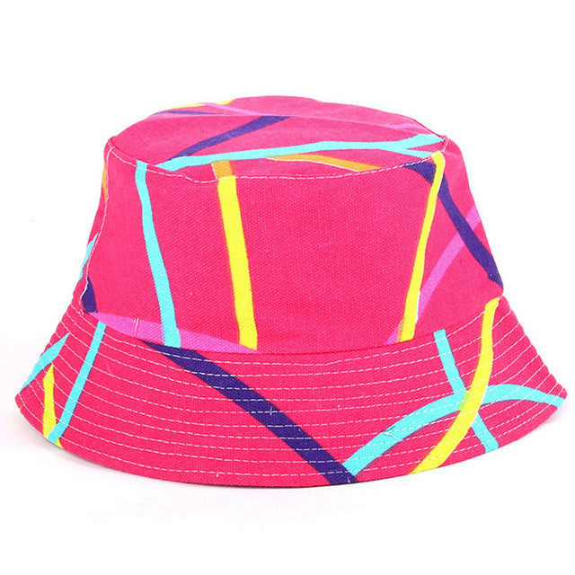 Hot Chic Women Girl Summer Sun Travel Outdoor Casual Cap Bucket Breathable Hat Ultraviolet-proof Beach Female Hats Headwear Gift