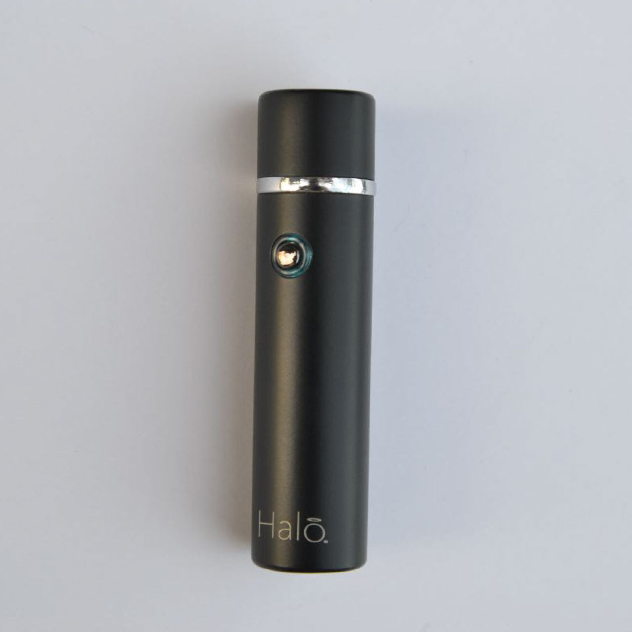 black dual arc lighter
