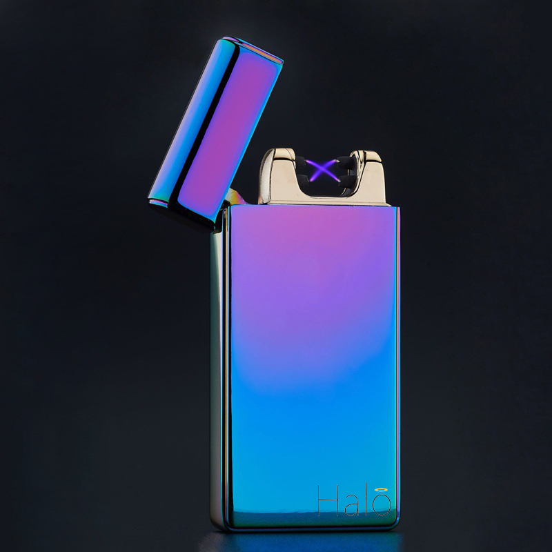 Multi-Color Gradient Electric Plasma Lighter
