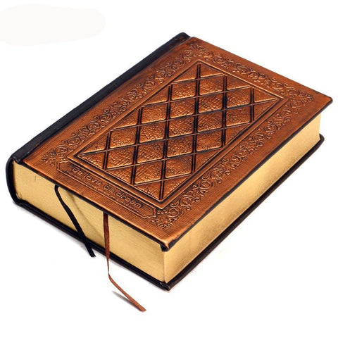 Leather Journal/ Notebook - mytreestore