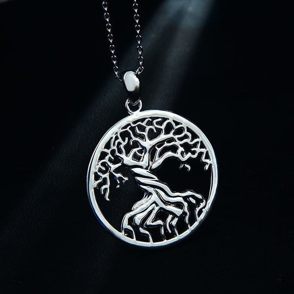 Tree Of Life Pendant Necklace - mytreestore