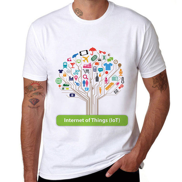 Multiple Tree Design Tee - mytreestore