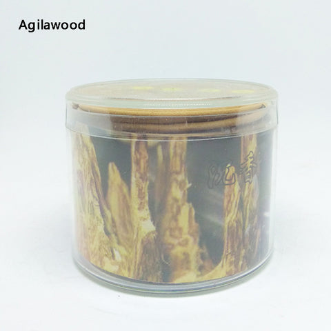3 Hour Natural Coil Incense 48pcs/Box