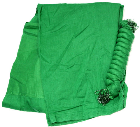 GREEN COTTON FULL PATIALA