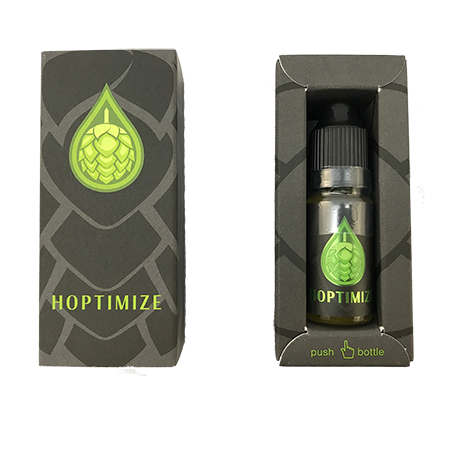 Hoptimize Organic, All Natural Organic Hop Bitters, Now shipping in May