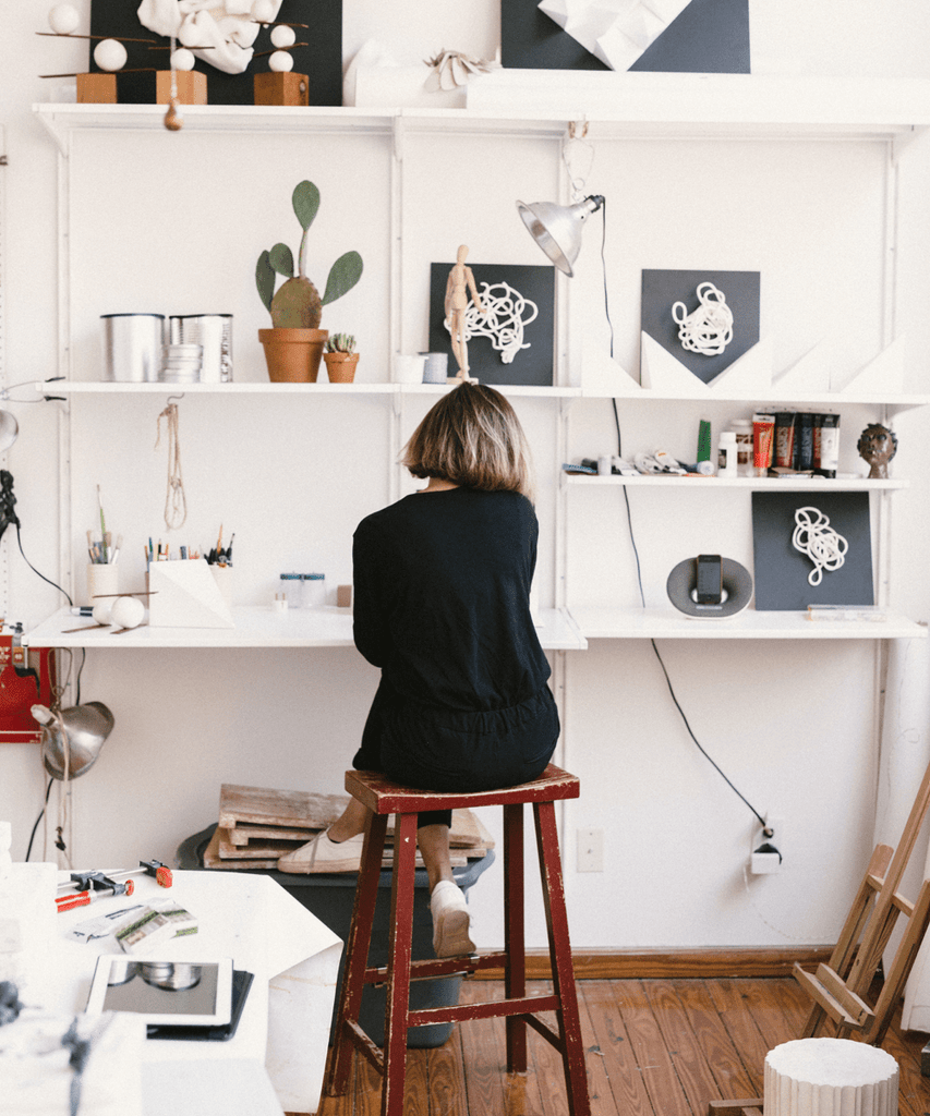How a Creative Director Found Her Creative Process