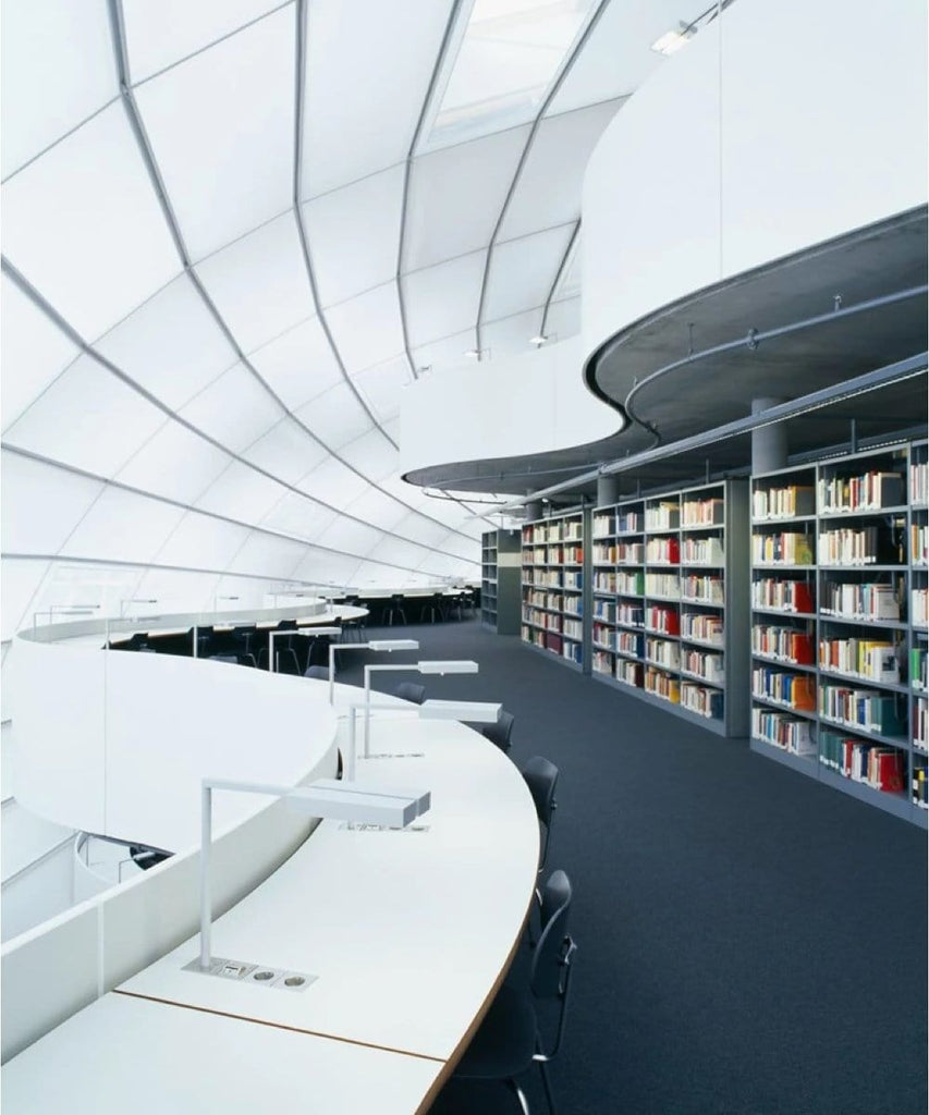 The World's Most Beautiful Libraries To Work In