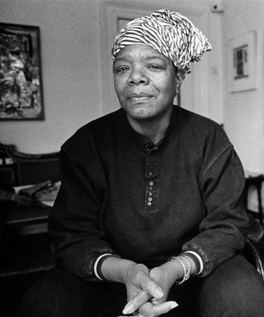 A Day In The Life Of Maya Angelou