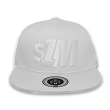 $1M Cap Authentic White/White