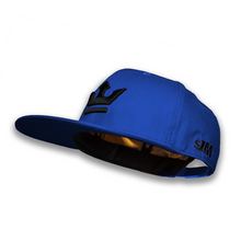 Crown Cap $1M Blue/Black