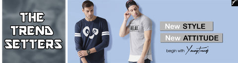 UNDER 399 - THE TREND SETTERS @ FLAT 60% OFF!