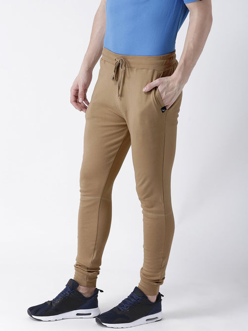 Young Trendz Mens Jogger Brown Color Solid Track Pants