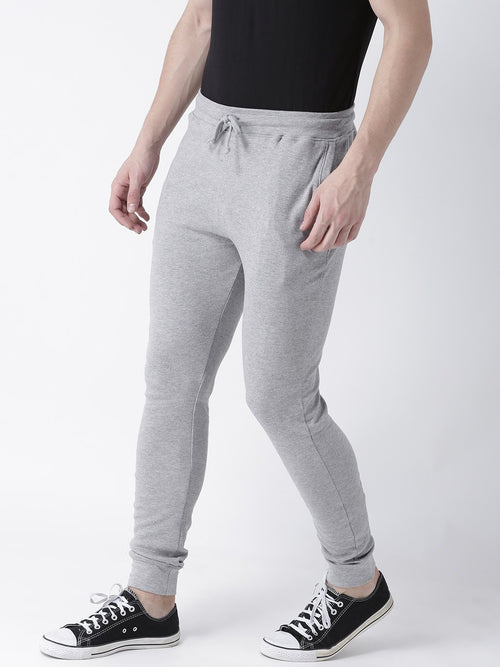 Young Trendz Mens Jogger Grey Color Solid Track Pants