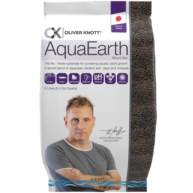 AquaEarth, Aquasoil from Oliver Knott 6 Liters