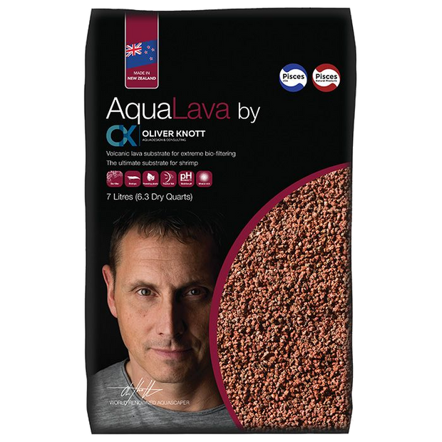 AquaLava, Aquasoil from Oliver Knott 7 Liters