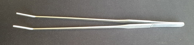 Stainless Steel Curved Tweezers