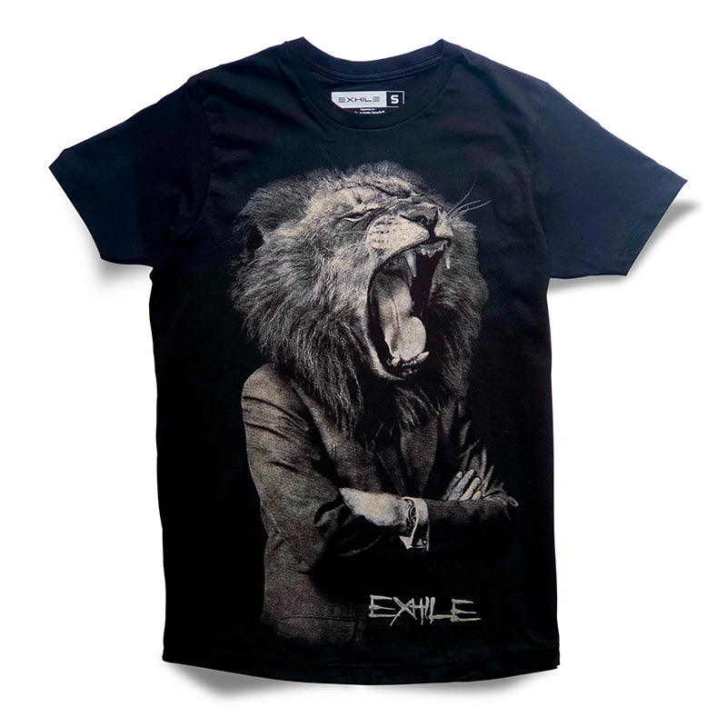 Tshirt Leon Scream