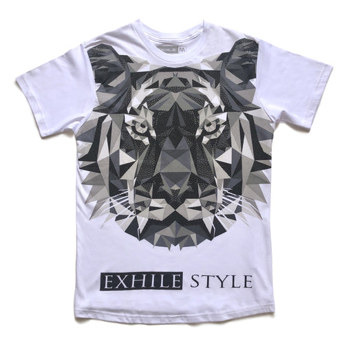 Tshirt Tiger White