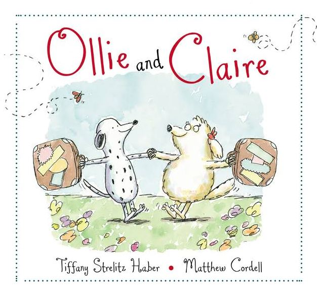 Ollie and Claire - Tiffany Strelitz Haber