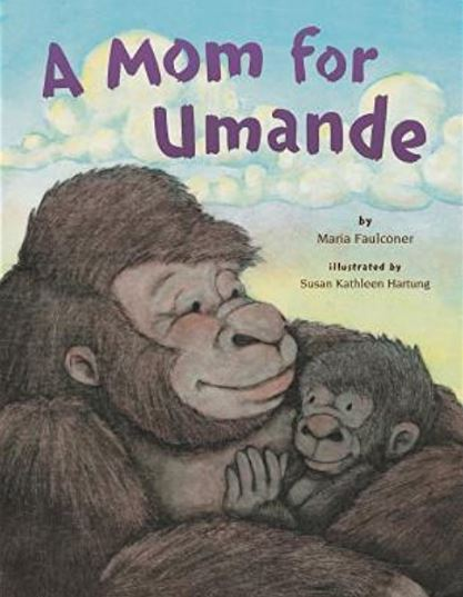 A Mom for Umande - Maria Faulconer