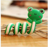 Animal Cable Winder Frog