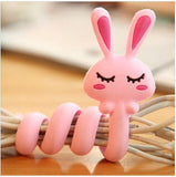 Animal Cable Winder Rabbit