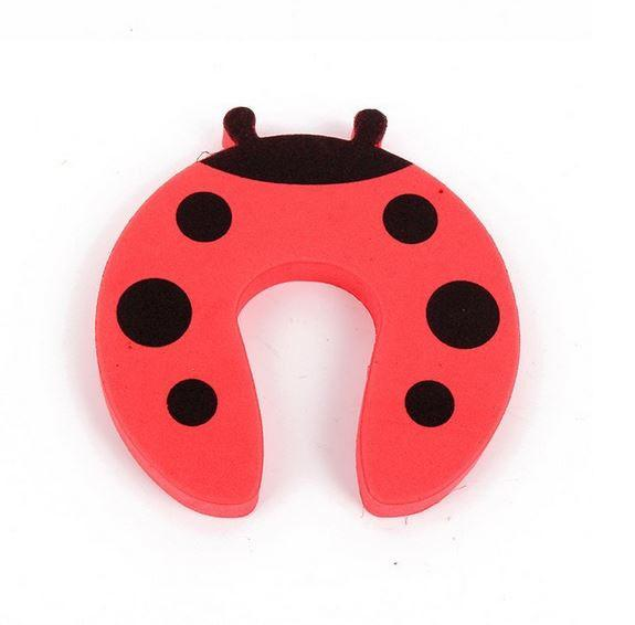 Animal Door Stopper Ladybug