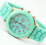 Aqua Mint Wristwatch