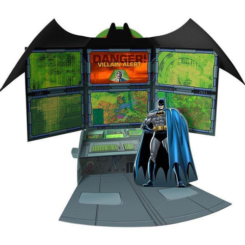 Batman Computer Centerpiece
