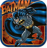 Batman Square Dinner Plates (8)