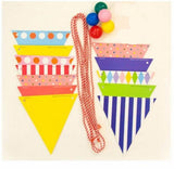 Fun Colorful Party Garland