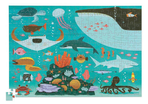 Crocodile Creek Ocean Puzzle