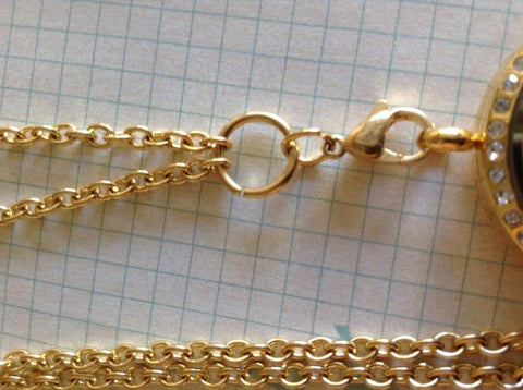 "Classic Gold 18-20"" Chain 3mm"