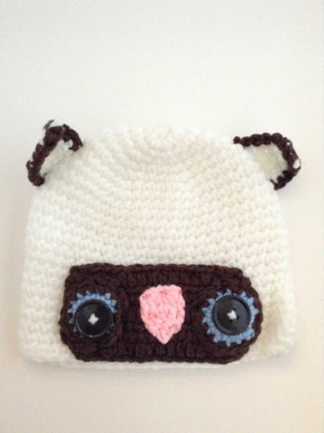 Crochet Hats - Snugly Kitty