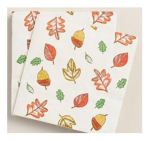 Fall Lunch Napkins (20)