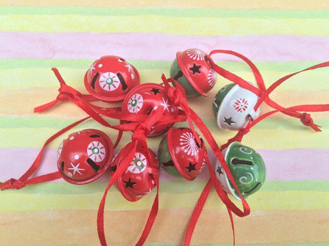 Heart Jingle Bell Set  (20)