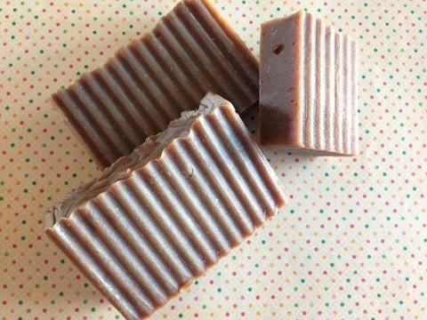 Homemade Soap - All Natural Chocolate Pineapple