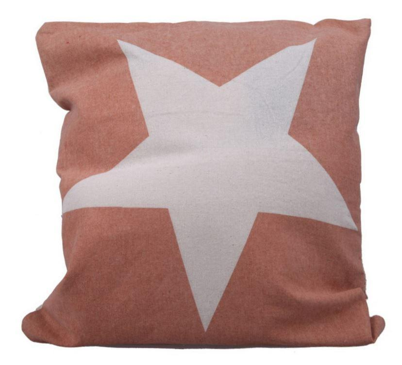 Americana Faded Star in Red