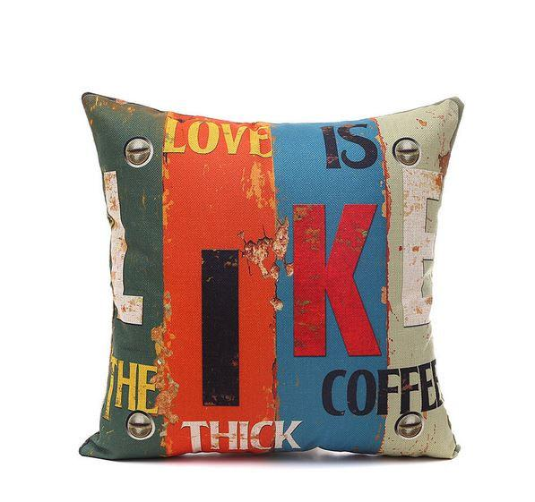 Love is Like The Thick Coffee  Vintage