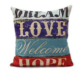 Dream Love Welcome Hope  Vintage
