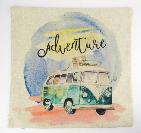 Adventure Vintage VW Bus