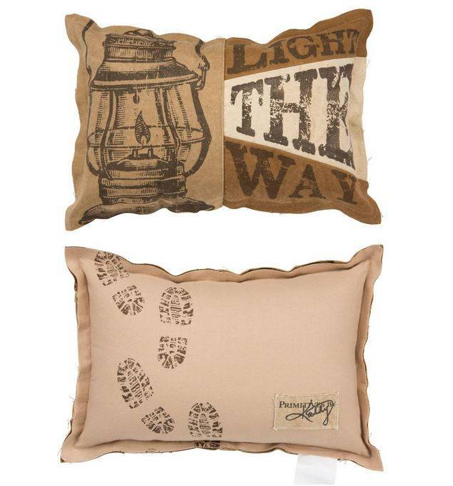 "Light the Way 15""x10"" Rectangular Pillow & Insert"