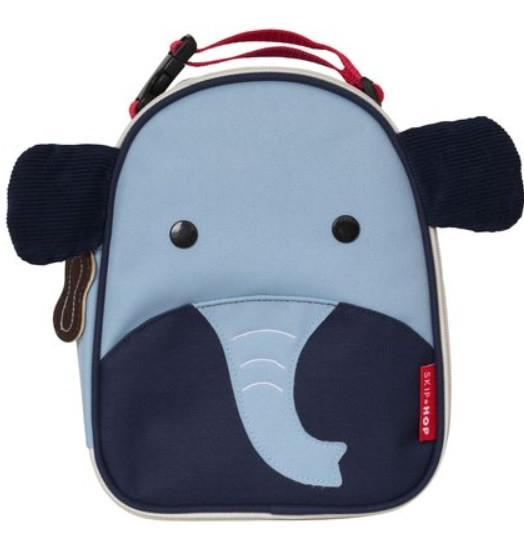 Insulated Lunch Bags - Elephant